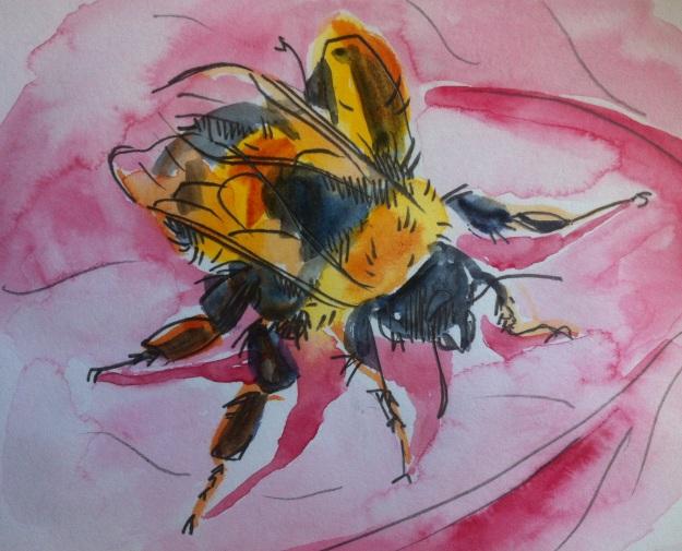 Bee Illustration London